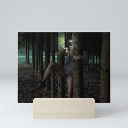 Hiding Game Mini Art Print