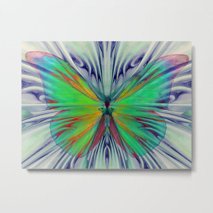 Mimicry 2 Metal Print