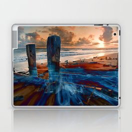 Ghost Walkers Laptop & iPad Skin