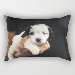 Dog by Chris Becker Rectangular Pillow