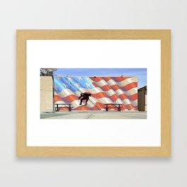 Cody Subido USA Framed Art Print
