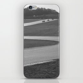 Mallory Park iPhone Skin