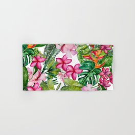 Tropical Garden 3 Hand & Bath Towel