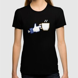 The 'Like' Coffee Tee T-shirt