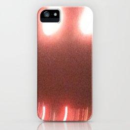 Abstracte Light Art in the Dark 20 iPhone Case