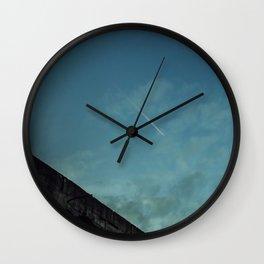 Sliver Wall Clock