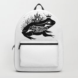 Happy Halloween day - Party night - Great gift idea for your friends Backpack