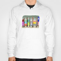 eugenia loli Hoodies featuring Imaginary Adventure by dorc