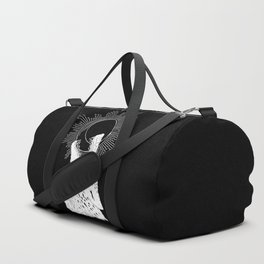 Hati Chasing the Moon Duffle Bag