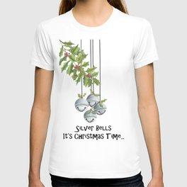 Silver Bells T-shirt