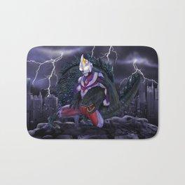 TIGA vs GODZILLA iPhone 4 4s 5 5c 6 7, pillow case, mugs and tshirt Bath Mat