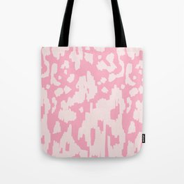 Modern Abstract Ikat Pink P  #homedecor Tote Bag