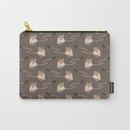 Long-eared jerboas Carry-All Pouch