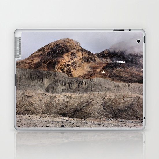 Moon Rock Laptop & iPad Skin