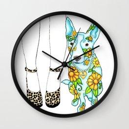 Maggie 'n Me Wall Clock