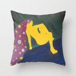 Wurk! Throw Pillow