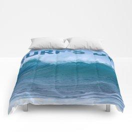 Surfs Up Comforters