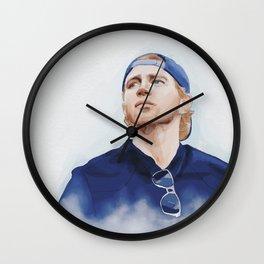 Kaner Wall Clock