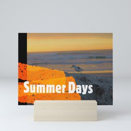 Summer Days by Reay of Light Mini Art Print