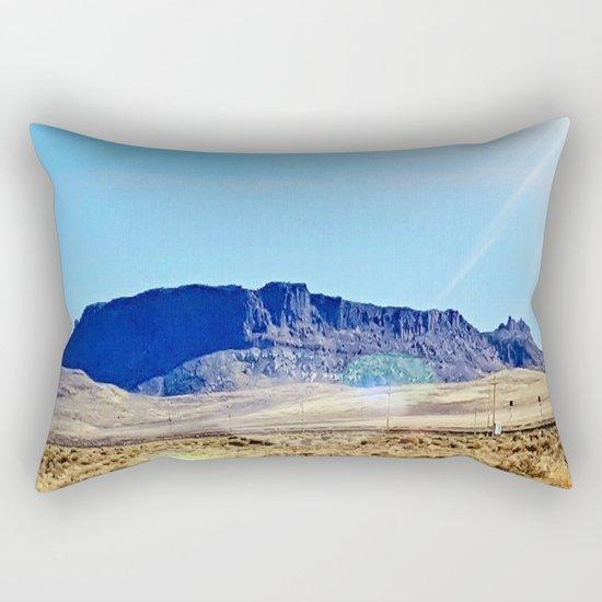 Nevada Plateau Rectangular Pillow