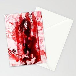 Wrath Stationery Cards