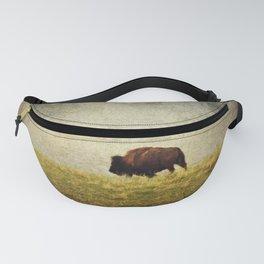 Lone Buffalo Fanny Pack
