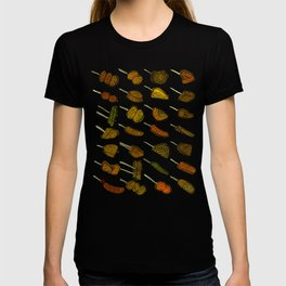 World of Japanese Kushikatsu Skewers T-shirt