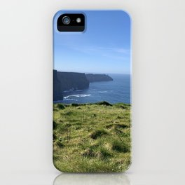 Cliffs of Moher Ireland iPhone Case