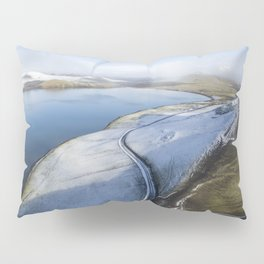 Road to Nowhere Pillow Sham