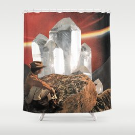 Clearstone Summit Shower Curtain