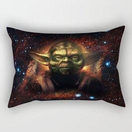 Master Yoda Rectangular Pillow