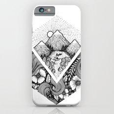Geometric Nature Slim Case iPhone 6s