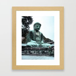 For You Buddha (Japan) Framed Art Print