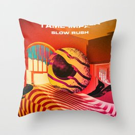 THE SLOW RUSH IMPALA 2020 Throw Pillow