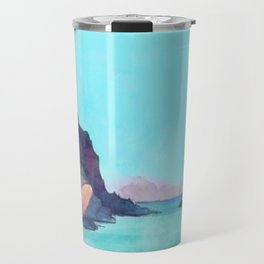 Madeira island Travel Mug