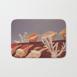Souvenir Seashells Bath Mat