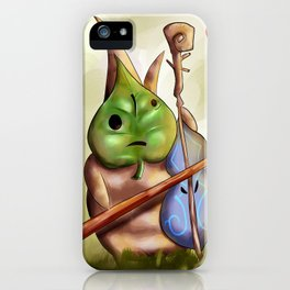 Makar iPhone Case