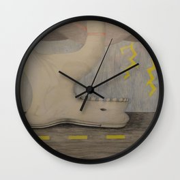 Life with TMJ Wall Clock