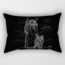 Völva Rectangular Pillow