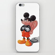 Mickey's Third Ear  iPhone & iPod Skin