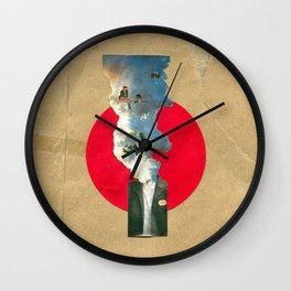 Thinking isn't easy Wall Clock