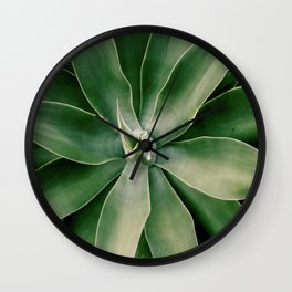Maroubra Plant Wall Clock