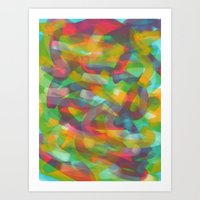 Passage 4 Art Print
