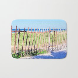 Just Another Day at the Beach Bath Mat