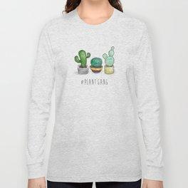 #PLANTGANG Long Sleeve T-shirt