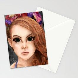 "LDR ""Big Eyes"". Stationery Cards"