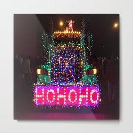 Ho Ho Ho Metal Print