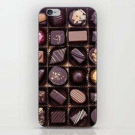 Chocolate Box iPhone Skin