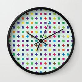 Geometric No. 8 Wall Clock