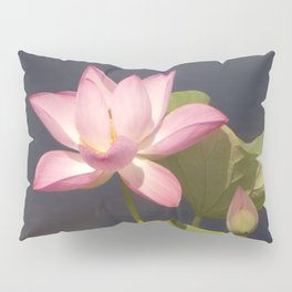 Pink Lotus by Teresa Thompson Pillow Sham
